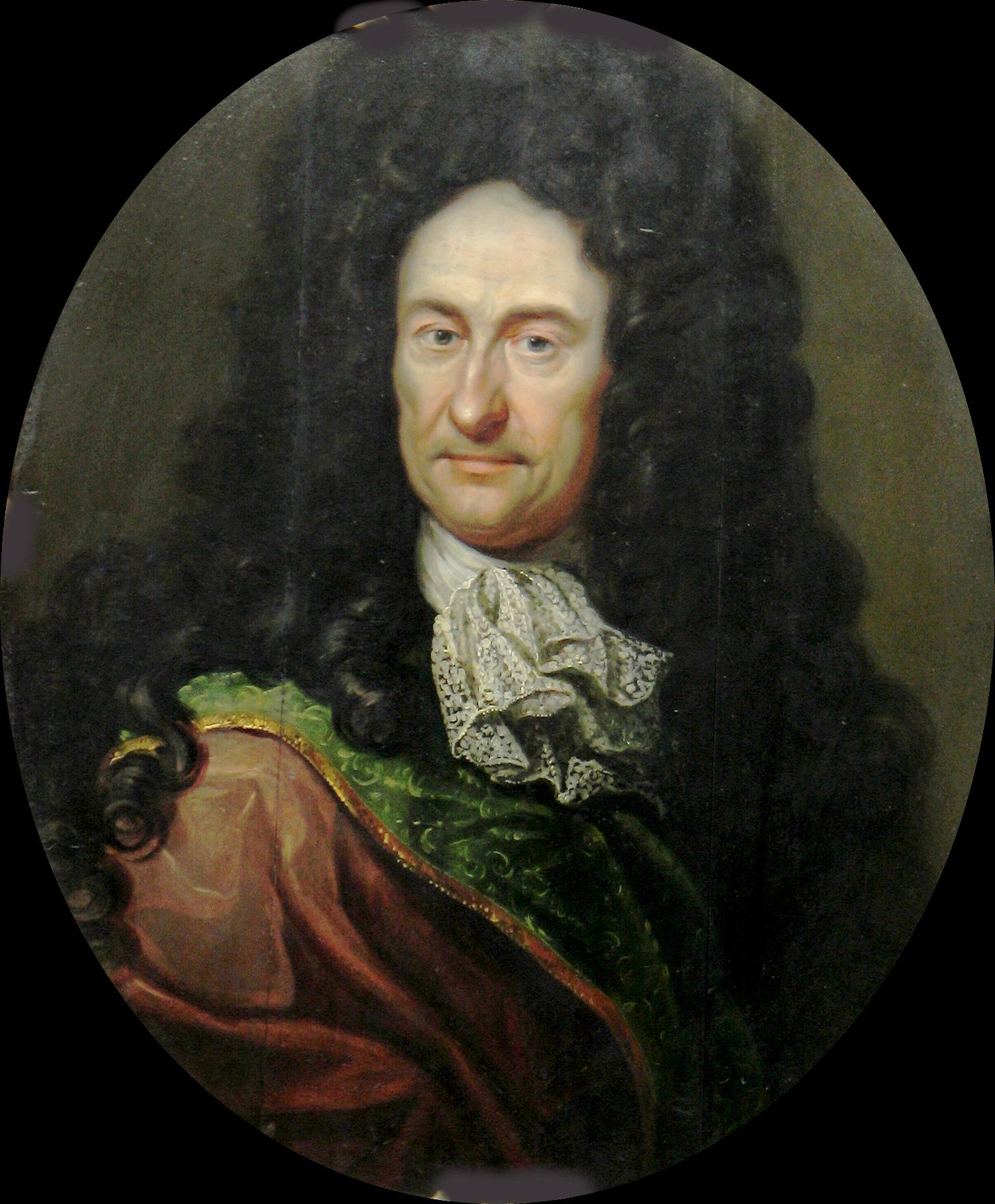 Abbildung Leibniz